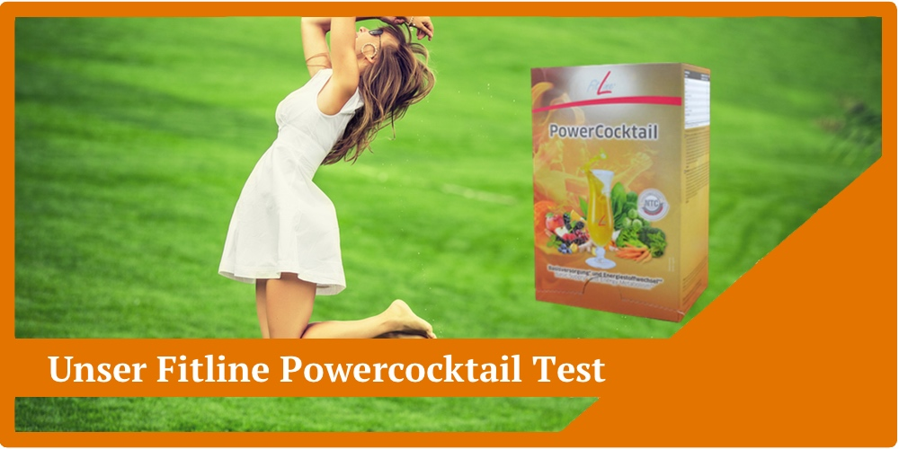 fitline powercocktail test