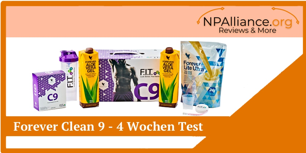 forever clean 9 test