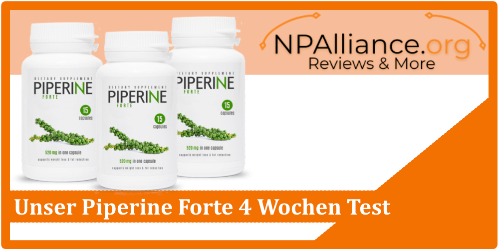 Piperine Forte Test