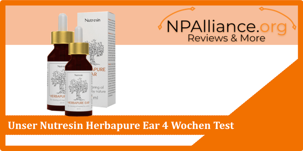 Nutresin Herbapure Ear Test