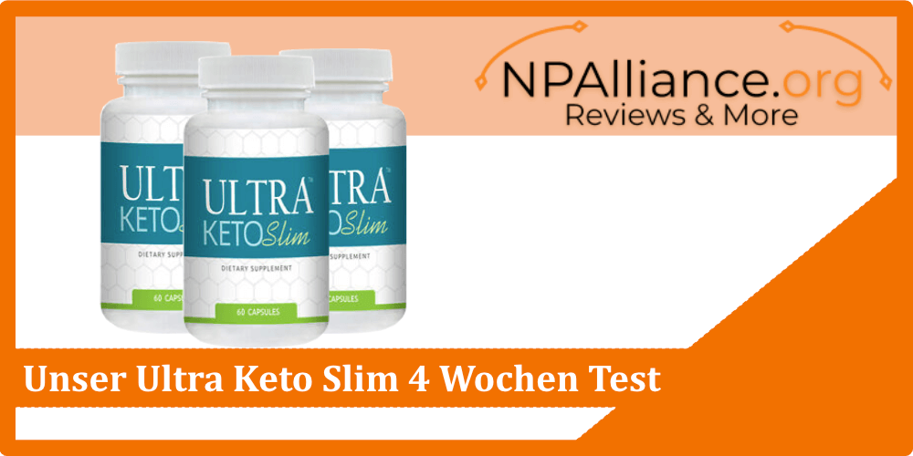 Ultra Keto Slim Test