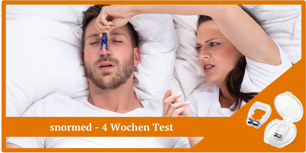 snormed anti schnarchring test