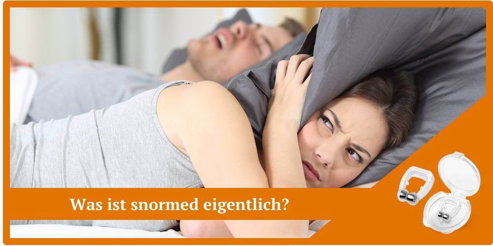 snormed test anti schnarchring