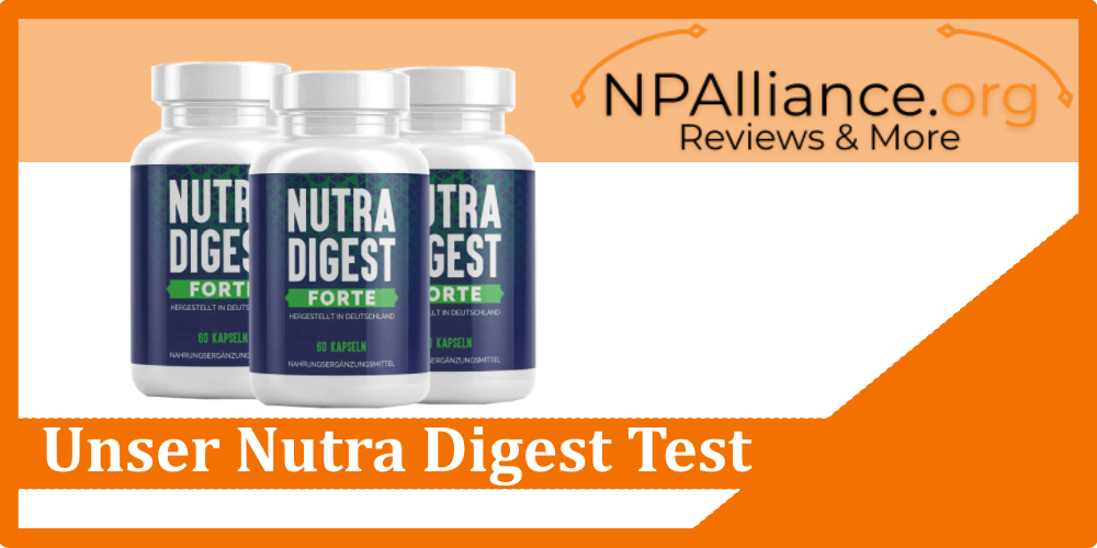 Nutra Digest Test Selbsttest