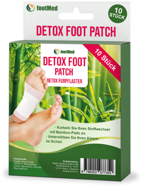 footmed detox patches