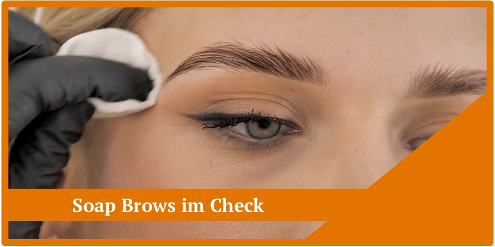 soap brows augenbrauen seife test
